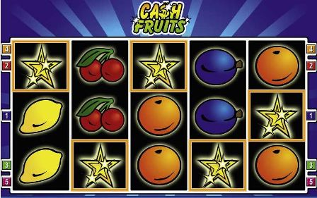 Cash Fruits spielen