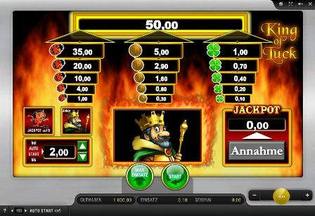 bestes online casino king of hearts spielen
