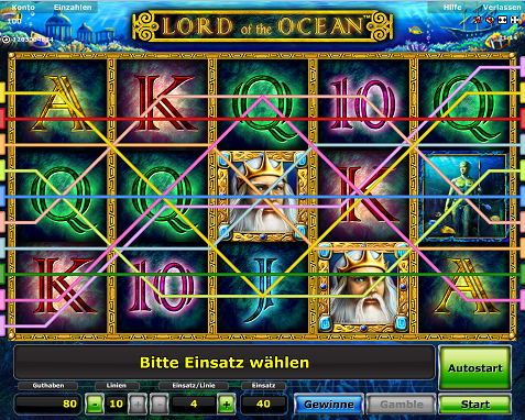 Lord of the Ocean slot gennemgang - spil gratis demo online