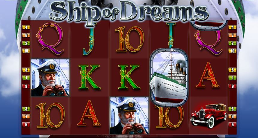 Ship of dreams online