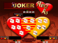 Joker Herz As