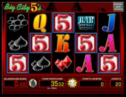 Big City 5's Slot