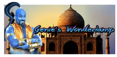 Genies wonderlamp merkur